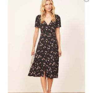 Reformation locklin dress